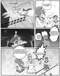 Zodiac Soldiers: School of Hard Knocks Page 12 by Blue-and-Dog