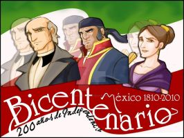 Bicentenario-Mexico by Horror-Scarred