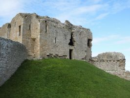 Duffus castle, Moray by piglet365
