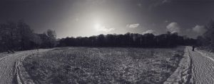 Winter panorama 4 by Dullface