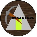 LotR Travel Labels-Moria by firebutterfly-narya
