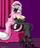 [GIFT] Sexy Lesly by Spocky87