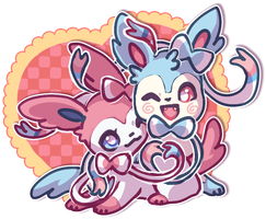 Sylveon Valentine