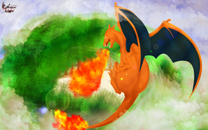 Charzard by HollowKn1ght
