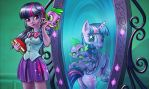The Primate Look Is In This Summer by harwicks-art