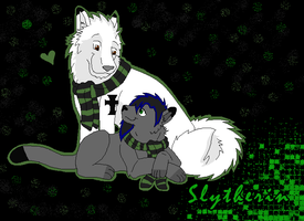 Slytherin Lovers by boxes-of-foxxes