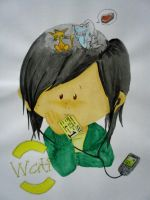This Is Me by whaats