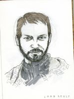 Renly Baratheon by crisurdiales