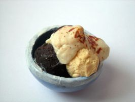Polymer clay ice cream 2 by PMeMe