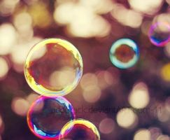 Bubbles and Bokehs.. by addy-ack
