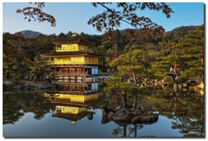 Golden pavillion 9 by dragonslayero
