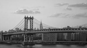 Manhattan Bridge by 2-0-1-9