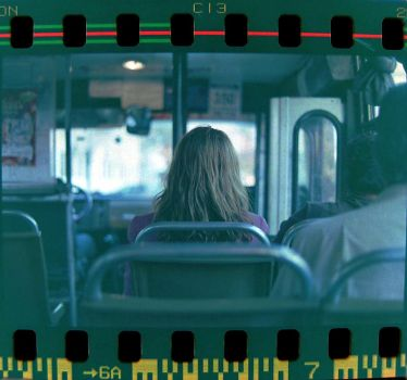 Bus in 35mm by Arjayos