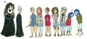 9 Harry Potter by MsVillainess