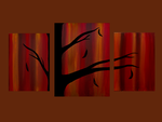 Tree with brown bg by SwavieS