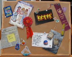 Bulletin Board by mushypeas