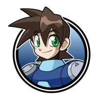 MegaMan Vollnut by rongs1234