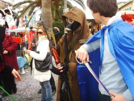 Stalker Cosplay at Viareggio 2 by Tassadarh