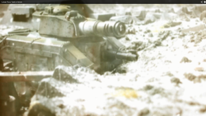 Video Leman Russ in Action ! by ARKURION