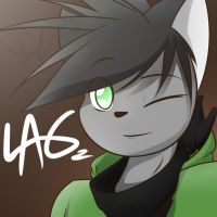 .:COMMISH:. Lagger Avatar by YukiDoesArt