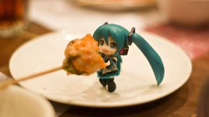 Meatballs for me by Kodomut