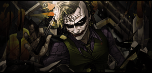 The Joker. by ACitric