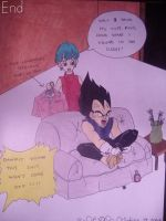 Typical Trunks and Goten end by BobsCookie