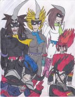 Floadon and others by teamspike1