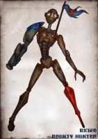 BX120 Droid Bounty Hunter by weeredfrog