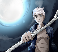 Jack Frost by GReih