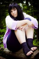 hinata cosplay :trying my best by Cherrywa