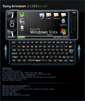 Sony Ericsson x1550Smart by nonlin3