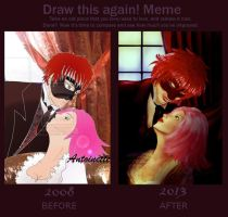 Meme  Before And After by petiteantoinette