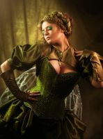Absinthe Fairy by simplearts