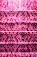 Pink n Black Classic Wallpaper by saylove