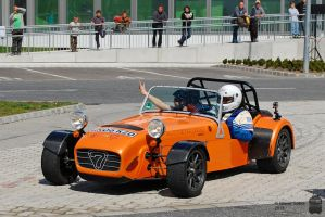 Lotus - Campus Cup in Gyor, 2013 by morpheus880223