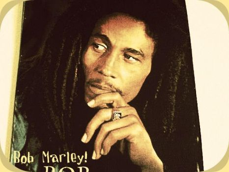 Bob Marley by hisfavoriteflower