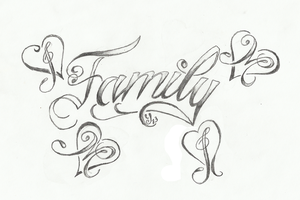 .: Tattoo design to my sistah :. by Ytse80