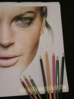 Lindsay Lohan Work In Progress by im-sorry-thx-all-bye