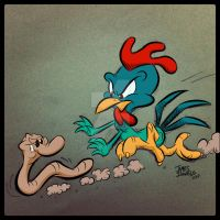 Little Rooster by jpox