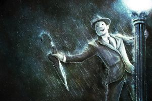 Singin' in the rain by ForWhom