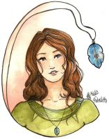 Neyla by Songes-et-crayons