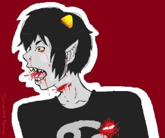 And then Death Came Knocking. by Late-Night-Cannibals