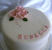 Fruit cake....for Rebecca by Amandasmacarons