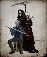 DMC Death's Envoys by reorain