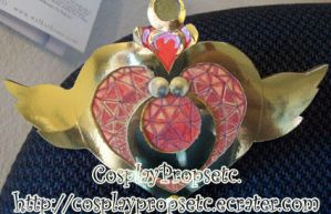 Sailor Moon Super S Locket by CosplayPropsEtc
