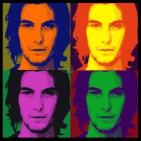 Ben Barnes Pop Art by da-punkpire