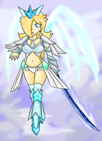 Rosalina: Knight Ascendant by Xero-J