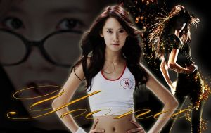 Yoona Wallpaper 2 by theRealJohnnyCanuck
