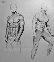Anatomical Study- 001 by Spectrum-VII